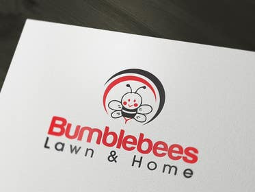 #36 cho Design a Logo for Bumblebees Lawn & Home Care Services LLC bởi iffikhan