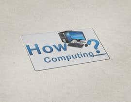 cristinaa14 tarafından Design a Logo for How Computing? için no 18