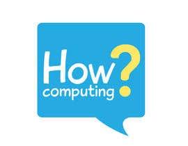 #3 untuk Design a Logo for How Computing? oleh zaldslim