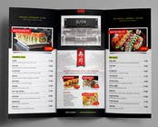 I need some Graphic Design for high end Japanese Restaurant Menu için Graphic Design32 No.lu Yarışma Girdisi
