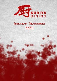 mudrixs tarafından I need some Graphic Design for high end Japanese Restaurant Menu için no 24
