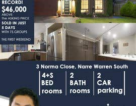 #59 for Redesign a Flyer for Real Estate af manojbarman37