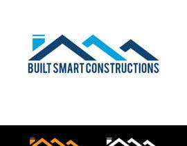 #3 untuk Design a Logo for Built Smart Constructions oleh amlike
