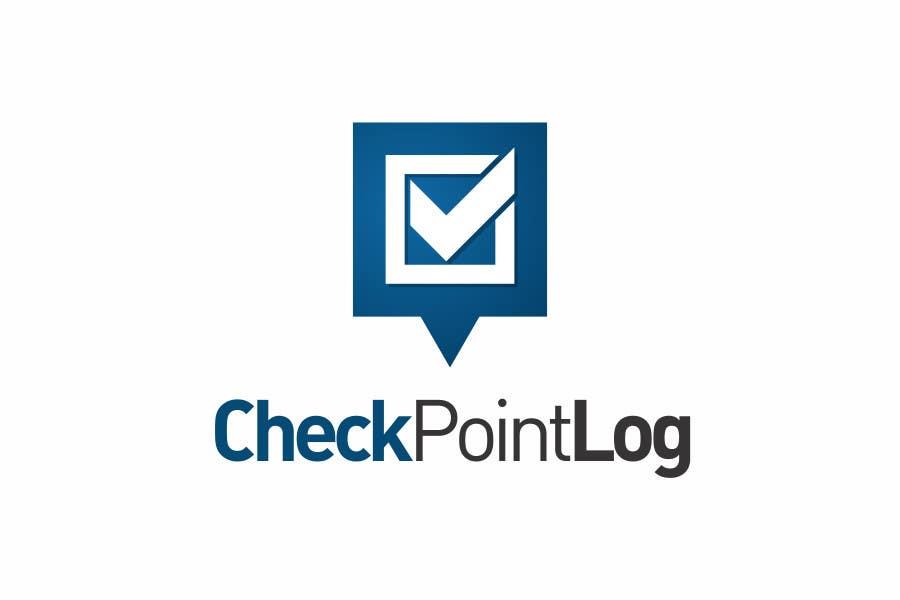 #85 for Design a Logo for Check Point Log mobile app by edvans