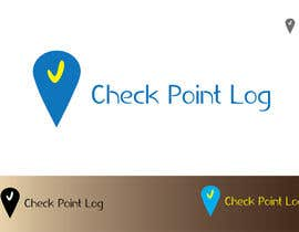 #12 para Design a Logo for Check Point Log mobile app por dragosbali