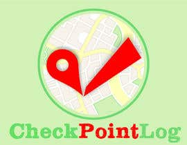 #31 para Design a Logo for Check Point Log mobile app por indra07laqi