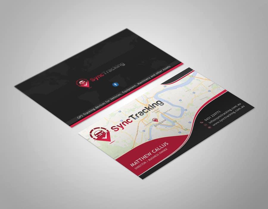 Konkurrenceindlæg #20 for Business Card redesign