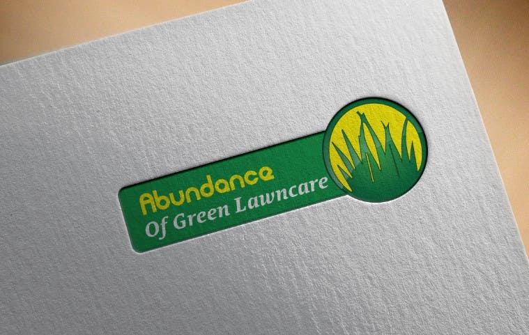 Penyertaan Peraduan #20 untuk Design a Logo, for a new Lawn mowing Business