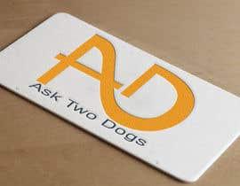 #4 for Design a Logo for 'Ask Two Dogs' af rajarajan95388