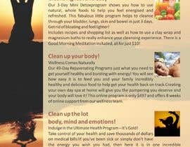 #1 cho Design a Flyer for our wellness programs bởi sadat431001