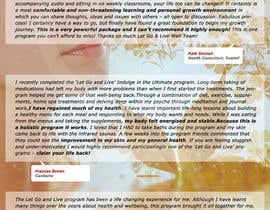 #16 cho Design a Flyer for our wellness programs bởi gnbizco