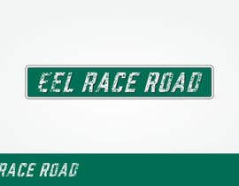 #13 untuk Eel Race Road logo oleh redwineartist