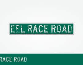 #14 untuk Eel Race Road logo oleh redwineartist