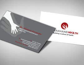 #18 for Design a letterhead and business cards for a health consulting company by teAmGrafic