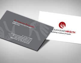 #19 untuk Design a letterhead and business cards for a health consulting company oleh teAmGrafic