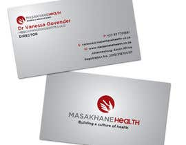 #27 for Design a letterhead and business cards for a health consulting company af teAmGrafic