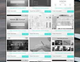 #15 for Design my portfolio page af lassoarts