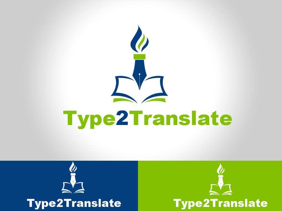 Bài tham dự cuộc thi #                                        8                                      cho                                         Design a Logo for www.type2translate.com