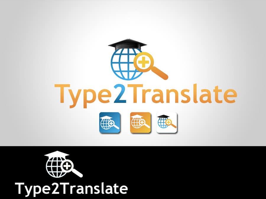 Bài tham dự cuộc thi #                                        9                                      cho                                         Design a Logo for www.type2translate.com