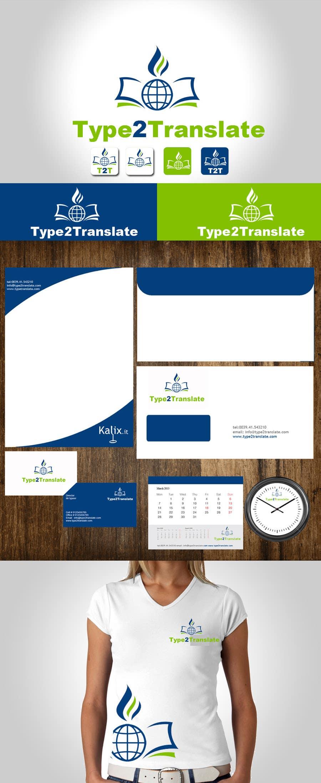 Bài tham dự cuộc thi #                                        59                                      cho                                         Design a Logo for www.type2translate.com