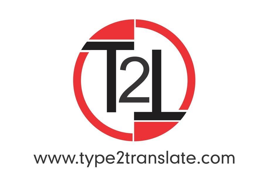 Bài tham dự cuộc thi #                                        55                                      cho                                         Design a Logo for www.type2translate.com