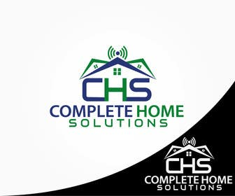 #47 untuk Update existing logo for Security/Solutions Provider oleh alikarovaliya