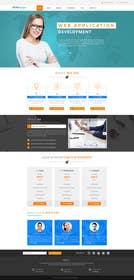 #8 untuk Branding + html for vevodesign.ro oleh logodesire
