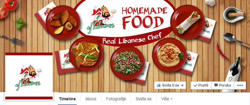 Cover photo for Facebook - Lebanese Food Restaurant ...