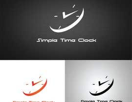 #51 for Design a Logo and Branding for a time-clock site af INITS