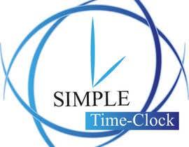 #61 untuk Design a Logo and Branding for a time-clock site oleh radist17