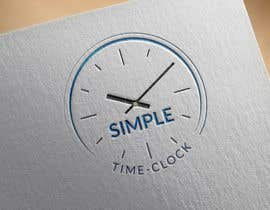 #11 untuk Design a Logo and Branding for a time-clock site oleh s04530612