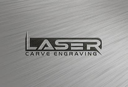 #61 untuk Design a Logo for Laser Carve Engraving oleh sdartdesign