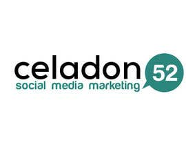 #21 untuk Design a Logo for Celadon 52 Social Media Marketing oleh swethaparimi