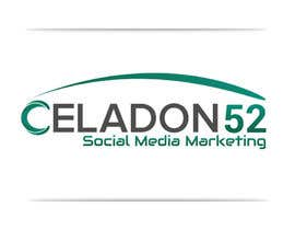 #24 untuk Design a Logo for Celadon 52 Social Media Marketing oleh georgeecstazy