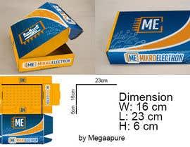 #4 untuk Design Carton Box oleh megaapure