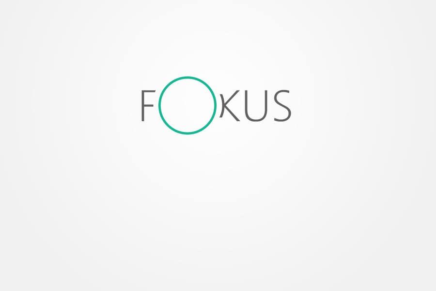 Penyertaan Peraduan #46 untuk Fokus Logo for our re-brand.
