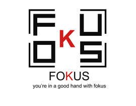 #23 for Fokus Logo for our re-brand. by kimkhoy
