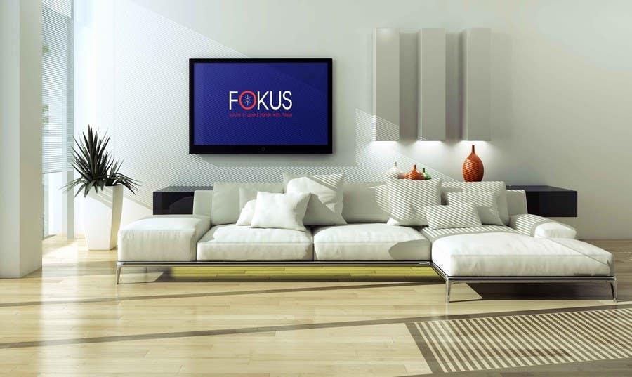 Penyertaan Peraduan #58 untuk Fokus Logo for our re-brand.