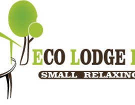 #12 for draw a logo for ECO LODGE LANGHE by nerburish