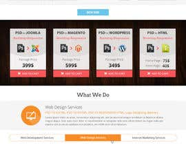 #3 for Redesign of Website 2 Pages. Attractive eye catch layouts required by Hardiq108