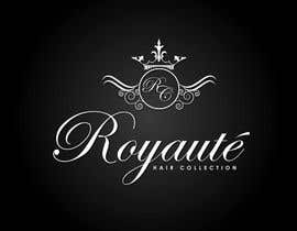 #10 untuk Design a Logo for Royaute Hair Collection oleh strezout7z