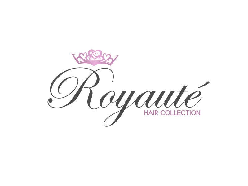 Penyertaan Peraduan #3 untuk Design a Logo for Royaute Hair Collection