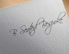 #45 untuk Design a Logo for B Seated Bespoke oleh cosminpaduraru97