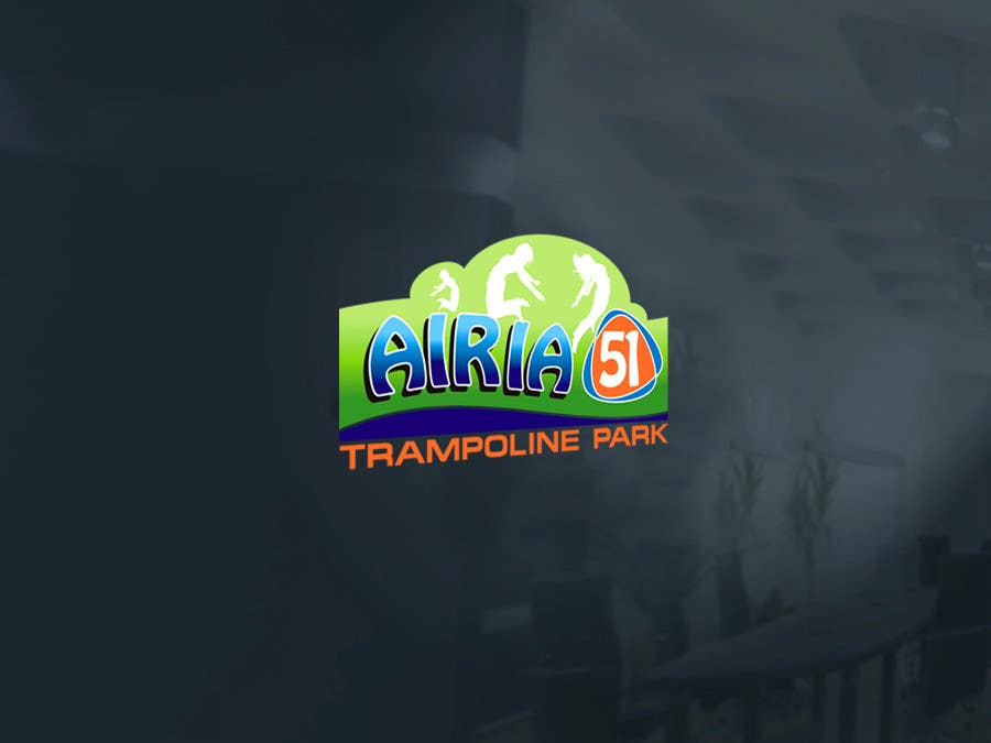 Bài tham dự cuộc thi #46 cho Design a Logo for a trampoline park