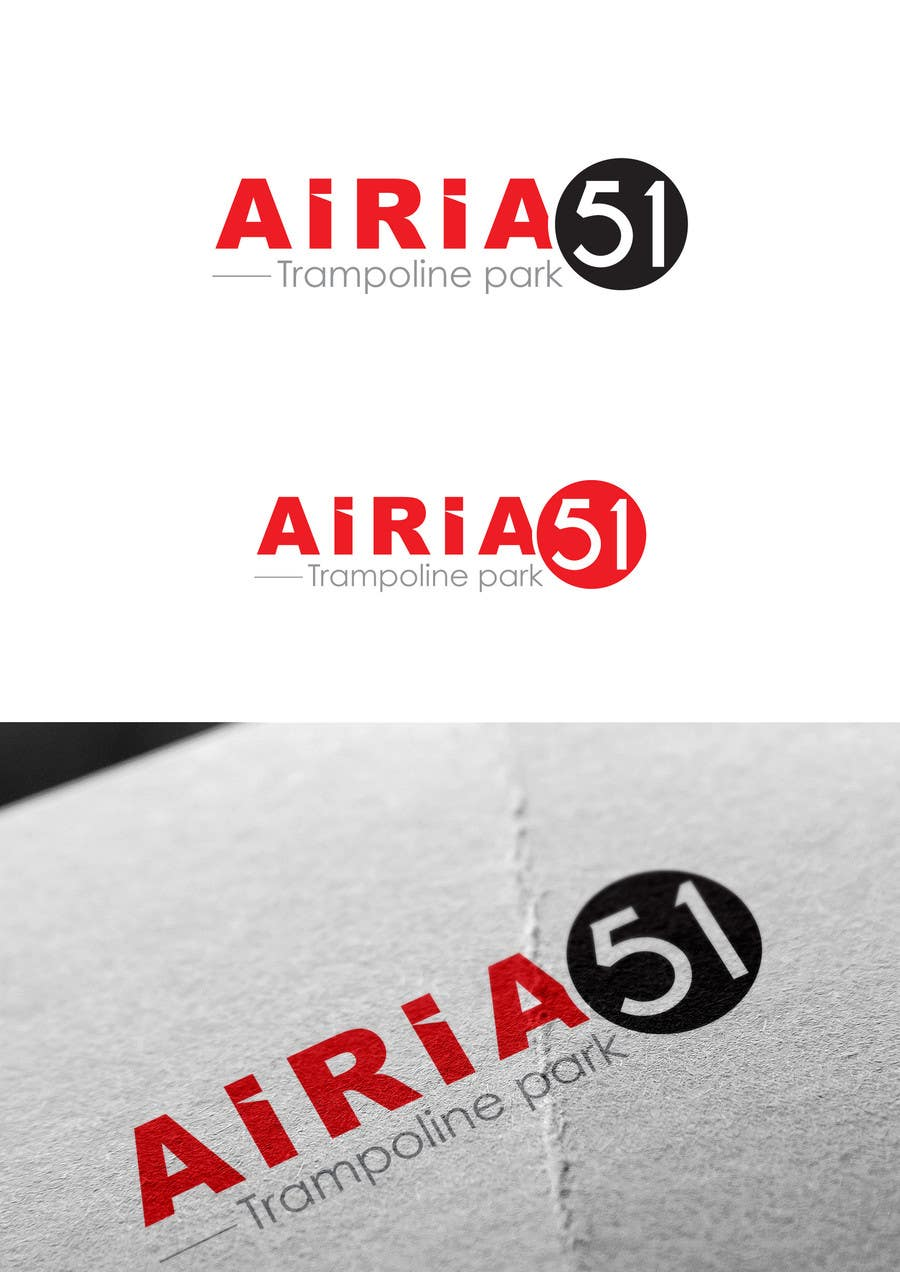 Bài tham dự cuộc thi #11 cho Design a Logo for a trampoline park