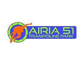 mateudjumhari tarafından Design a Logo for a trampoline park için no 3
