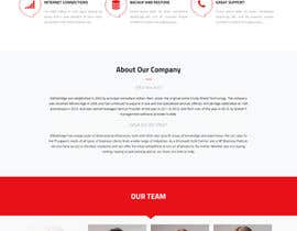 #65 cho Design a Website Mockup for Milnsbridge bởi dhanvarshini