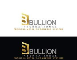 Nro 29 kilpailuun Design Bullionint.com's logo käyttäjältä alexandracol