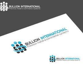 Nro 19 kilpailuun Design Bullionint.com's logo käyttäjältä texture605