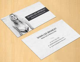 dinesh0805 tarafından Design some Business Cards for Hair & Makeup Artist için no 38